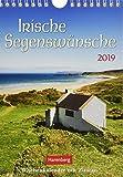 Irische Segenswünsche - Kalender 2019: Wochenkalender mit Zitaten