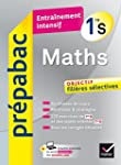 Maths 1re S - Pr�pabac Entra�nement i...