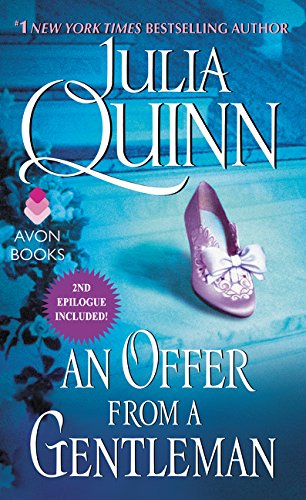 An Offer From a Gentleman (Bridgertons) por Julia Quinn