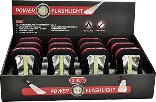 Preisvergleich Produktbild BREMA Taschenlampe 103090 Arbeitsleuchte 3xaaa