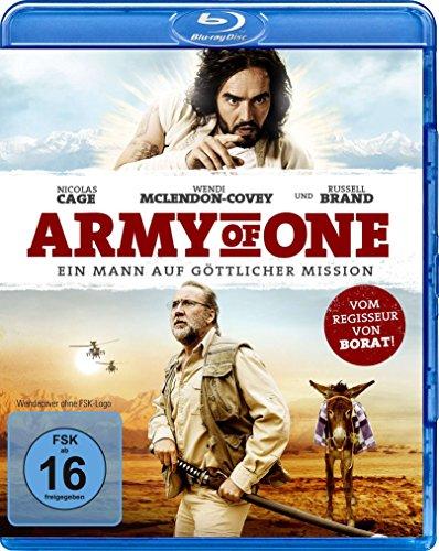 Army of One - Ein Mann auf göttlicher Mission [Blu-ray]