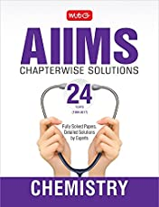 24 years AIIMS Chapterwise  Solutions - Chemistry