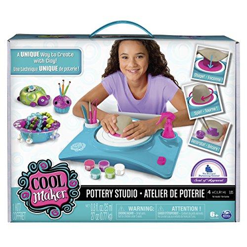 Cool Maker- Pottery Studio, Versione Importata, 6027858