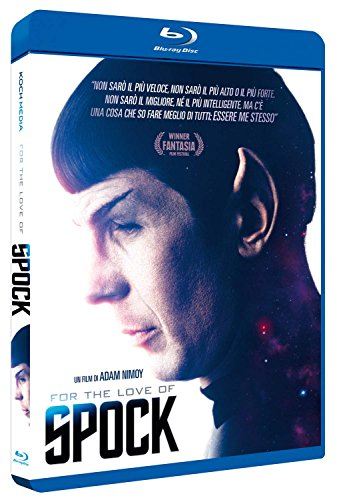 Blu-Ray - For The Love Of Spock (1 Blu-ray)