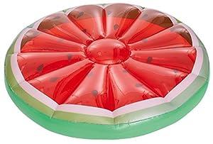 Happy People 77647 Watermelon - Flotador de Frutas