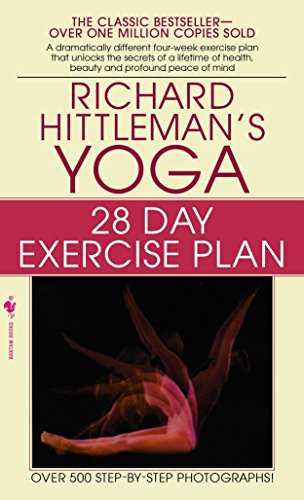 Yoga: 28 Day Exercise Plan