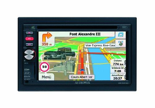 Audiovox VME 9520 3D Navigationssystem Audiovox Gps