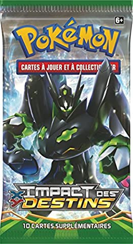 Asmodée - POXY1002 - Pokémon - XY10 - Impact des