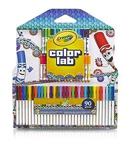 Crayola - 04-2470-e-000 - Kit De Loisirs Créatifs - Color Lab