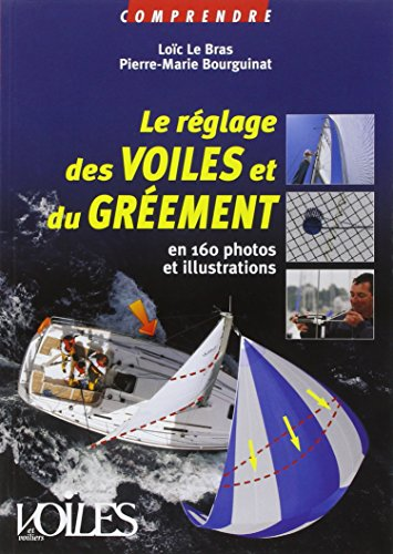 COMPRENDRE LE REGLAGE DES VOILES ET DU GREEMENT par Pierre-Marie BOURGUINAT LOIC LE BRAS