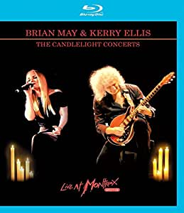 Brian May & Kerry Ellis - The Candlelight concerts(+CD)