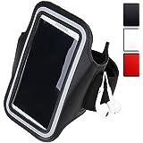 Sportarmband für Samsung Galaxy S2, S3, S4 und S3 mini Sport Armband Armtasche Handy Schutz (Farbwahl)