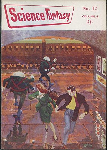 Science Fantasy Volume 4 No. 12 1955