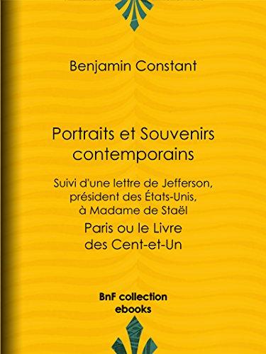 portraits-et-souvenirs-contemporains-suivi-dune-lettre-de-jefferson-president-des-etats-unis-a-madam