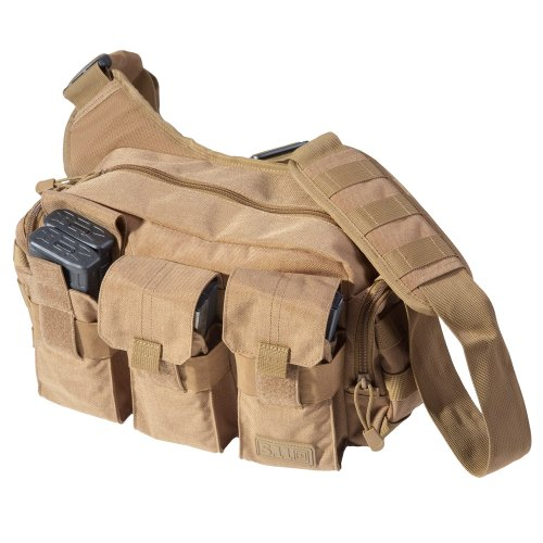 5.11 Tactical Bail Out Bag Schultertasche - 131 Flat Dark Earth (Earth Flat Dark)