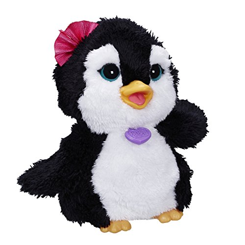 Fur Real Friends Furreal Friends Happy to See Me Pets Piper, My Dancing Penguin Pet Animal Figure