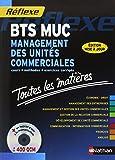 Toutes les matières - Management des unités commerciales - BTS MUC