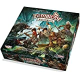 Zombicide Wulfsburg Black Plague Expansion - Board Game - English