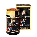 Pocheon Ginseng 240g 100% Reine Koreanischer 6 Jahre Panax Roter Ginseng Extrakt Gold, TOP Ginsenoside
