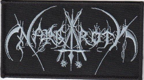 Nargaroth - Logo Aufnäher / - Wikinger-logo-patch