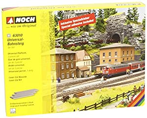 NOCH - Juguete de modelismo ferroviario N Escala 1:148 (63010)