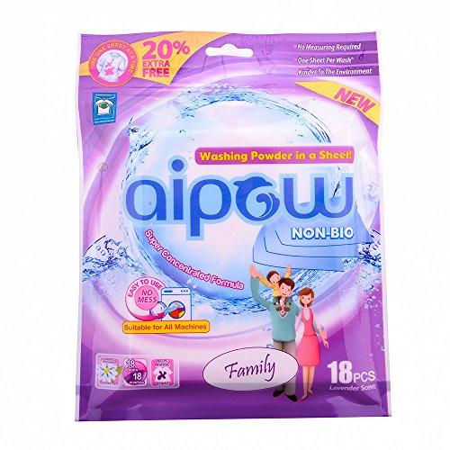 aipow-confort-voyage-parfum-naturel-a-linge-podwer-sheet-soda-famille-18-pieces