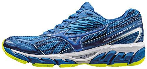 mizuno-wave-paradox-scarpe-da-corsa-uomo-blu-frenchblue-skydiver-safetyyellow-42-1-2-eu