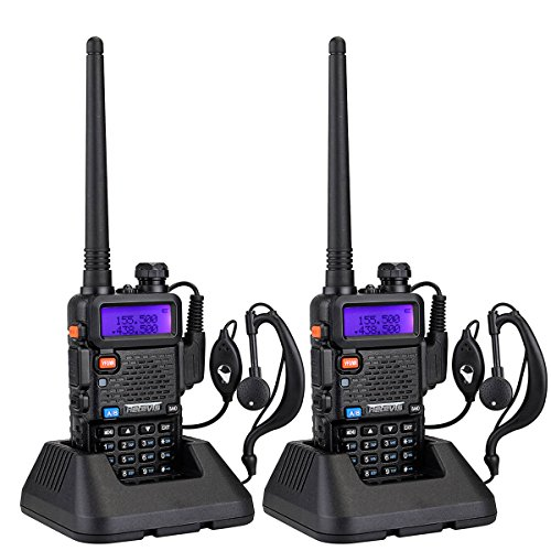 Retevis RT-5R Walkie Talkie Ricetrasmettitore CTCSS/DCS...
