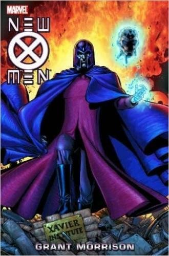 New X-men By Grant Morrison Ultimate Collection - Book 3 Cover Image