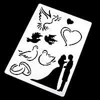 Suchergebnis auf Amazon.de für: Hochzeit - Schablonen ...