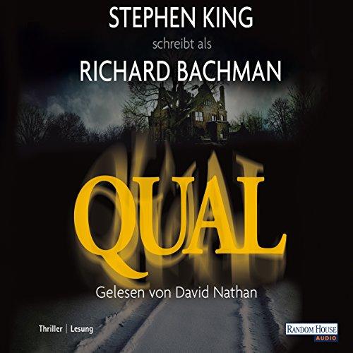 Buchseite und Rezensionen zu 'Qual' von Stephen King