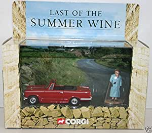 Corgi 1 43 cc01601 last of the summer wine triumph herald