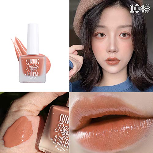Juicy Liquid Face Rouge & Lipgloss Cheeck Blush Lip-Glasur mit mehreren Funktionen