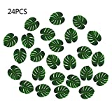 Godagoda Artificial Tropical Leaves Monstera Leaf for Table Decorations Party Decorations
