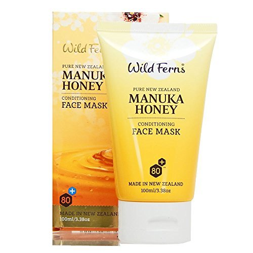 Wild Ferns Manuka Honig Gesichtsmaske