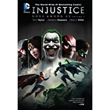 Injustice: Gods Among Us Volume 1 HC by Taylor, Tom (2013) Hardcover
