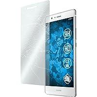 1 x Huawei P9 Lite Película protectora de vidrio templado claro - Películas Protectoras