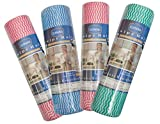 #1: GINNI Kitchen Swipe Rolls (Multi-Purpose House Holding sheets) (Pack of 4) (50 Dry Sheets Per Pack)