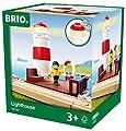 BRIO World 33597 - Leuchtturm von BRIO GmbH