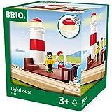 BRIO World 33597 - Leuchtturm