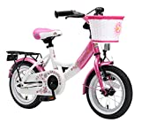 Bike * Star 30.5 cm Kids Children Bike Bicycle – Colour Pink &