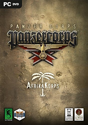 Panzer Corps: Afrika Korps (Dvd-spieler, Indien)