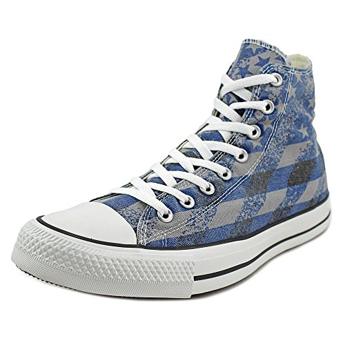 Converse Chuck Taylor All Star Print Hi Leinwand Turnschuhe Midnight Houston