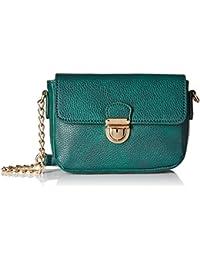 Caprese Women Sling Bag (Emerald)(SGPARSMEMR)