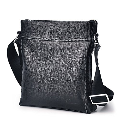 ZCJB Sac À Bandoulière Pour Hommes Grande Capacité Épaule Messenger Bag Casual Tide Male Package Petit Sac À Dos