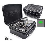 STARTRC Mavic 2 Tasche, Wasserdichte Carry Tragetasche Hardshell koffer für DJI Mavic 2 Pro Zoom Drone