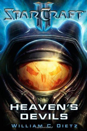 StarCraft II: Heaven's Devils by William C Dietz (2010-04-06)