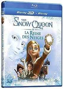 The Snow Queen, La Reine des Neiges [Blu-ray 3D] [Blu-ray 3D]