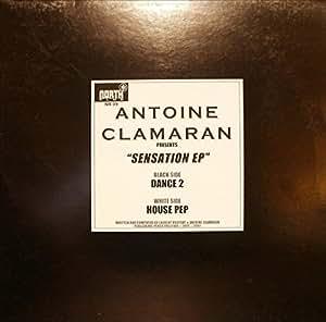 Antoine Clamaran - Sensation EP - North Club