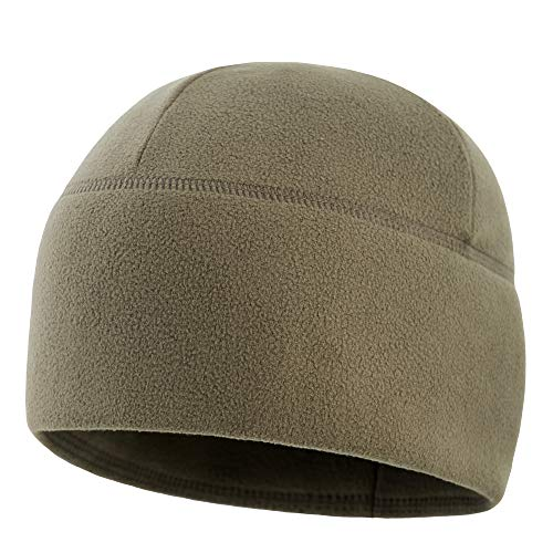m-tac Watch Cap Fleece 260 Slimtex Herren Wintermütze Military Tactical Skull Cap Beanie, Herren, Army Olive, X-Large Military Cap Olive